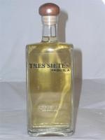 Tres Sietes Tequila Reposado 40% ABV  750ml
