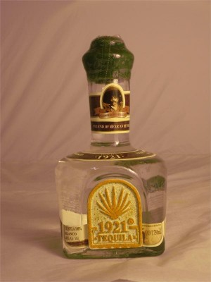 1921 Tequila Blanco 40% ABV 750ml