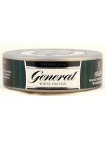 General Wintergreen White portion Snus