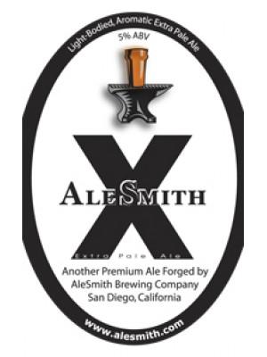 AleSmith X Extra Pale Ale22oz btl