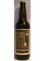 Great Divide Breding Co. Espresso Oak Aged Yeti 22oz