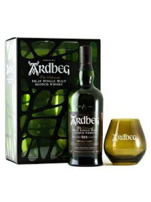 Ardbeg Islay Single Malt  10 yr 46% ABV 750ml