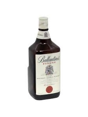 Ballantine's Blended Scotch Whisky 40% ABV 1.75L
