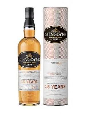Glengoyne Highland Single Malt Scotch  15yr 750ml