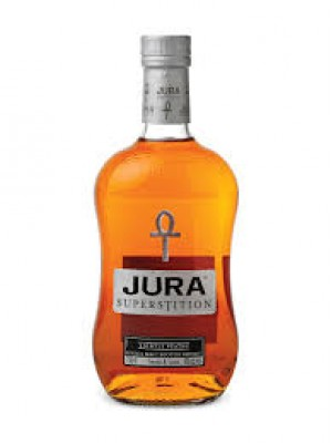 Isle of Jura Single Malt Scotch Whisky Superstition 43% ABV 750ml