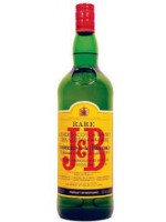 J & B Blended Scotch 40% ABV 750ml