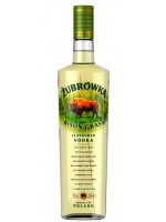 Zubrowka  Bison Brand Grass Flavored Vodka  Poland  40% ABV 750ml