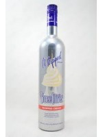 Three Olives Whipped Cream Flavored Vodka  35% ABV 750ml