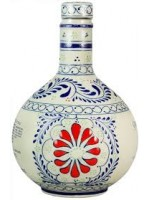 Grand Mayan Ultra Anejo Tequila in Hand-Painted Ceramic  40% ABV 750ml