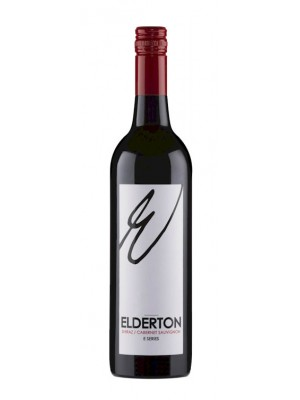 Elderton E Series Shiraz/Cabernet Sauvignon 2014 14.5% ABV 750ml