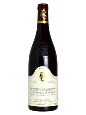 Gerard Seguin Gevery-Chambertin 1er Cru Lavaux St-Jacques 2012 13% ABV 750ml 13% ABV 750ml
