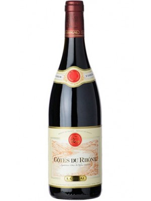 E. Guigal Cotes Du Rhone 2012 14% ABV 750ml
