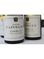 Joseph Faiveley Chablis 1er Cru Fourchaume 2011 12% ABV 750ml